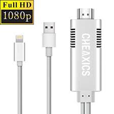 Amazon Lightning to HDMI iPhone HDMI Adapter Apple HDMI