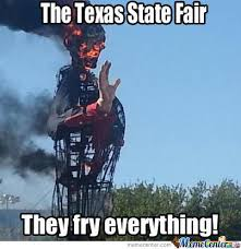 Big Tex Gets Fried