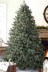 Unique Artificial Prelit Christmas Trees Balsam Hill Blue Spruce