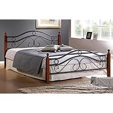 Amazon DHP Tokyo Metal Bed Classic Design Includes Metal