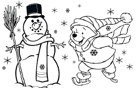 Baby Tiger From Winnie The Pooh Coloring Pages Free To Print Printable Christmas Kids Full