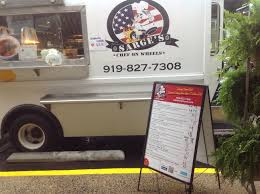 100 Food Trucks Raleigh Nc Sarges Chef On Wheels In NC
