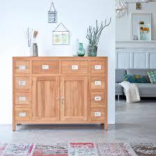 HALIFAX White Hutch Cabinet