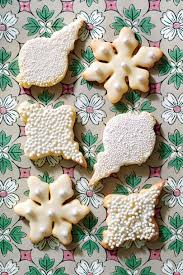 Christmas Tree Meringues Cookies by Festive Christmas Cookie Recipes Southern Living