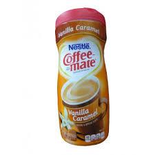Nestle Coffee Mate Vanilla Caramel 15 Oz