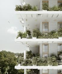 100 Architects In Hyderabad Penda Designs Sky Villas With Vertical Gardens For ArchDaily