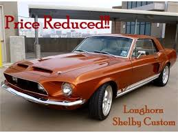 1968 Ford Mustang Shelby For Sale | ClassicCars.com | CC-1022405 Old Time Vintage Car Junkyard Travels In A Cab Classic Auto Air Cditioning Heating For 70s Older Cars Muscle Performance Sports Custom Trucks And For Sale All New Release Date 1920 The Pickup Truck Buyers Guide Drive Cheap Find Deals 1956 Chevy Inspirational A Fresh Front Our Classic Old Cars I90 Eastoncle Elum Wa 47122378 And Around Trinidad Flickr Lot Video Project Mercedes Olds Cadillac Truck In 47122378n Contact Us 520 3907180
