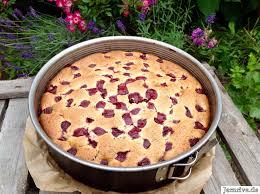 saftiger rührkuchen mit kirschen aus meinem kuchen und