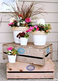 Wooden Crates For Your Garden Decor3