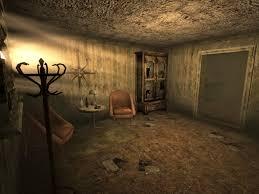 Old Man Harris House Interior