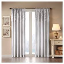 Pink Ruffled Window Curtains by Pink Ruffle Curtains Target