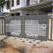 Modern Gate Pillar Design Ideas Also Including Pictures Homes Iron ... Front Doors Gorgeous Door Gate Design For Modern Home Plan Of Iron Fence Best Tremendous Rod Gates 12538 Exterior Awesome Entrance And Decoration Using Light Clever Designs Homes Homesfeed Hot Simple In Kerala Addition To Firstrate 1000 Ideas Stesyllabus Concrete Driveway Automatic Openers With