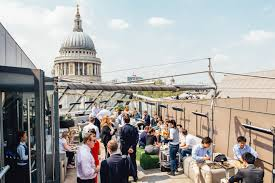Ubs Trading Floor London by In Pictures Top Notch Spots For A Banker U0027s Lunch In The Sun