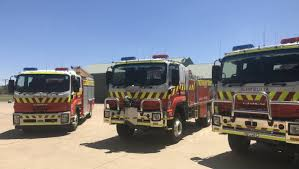 Three New RFS Fire Trucks Have Been Delivered Ahead Of The Fire ...