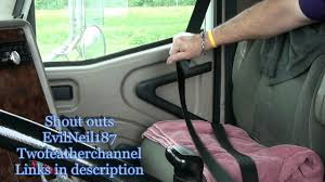 100 Truck To Trucker Ers Better Security When Sleeping In Your Truck YouTube