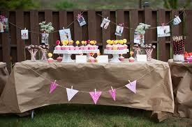 Diy Bridal Shower Decorations Cool Showing Gallery For DIY Ideas