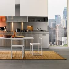 Full Size Of Kitchenminimalist Kitchen Design With Terrific Modern White Dining Table Sets And Large