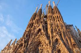 100 Architectural Masterpiece Barcelonas Sagrada Familia