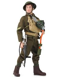 Most Decorated Soldier Uk by Action Man 50th Anniversary British Infantryman