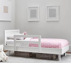 reese toddler bed pottery barn kids