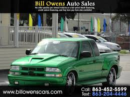 2001 Chevrolet S10 Pickup For Sale Nationwide - Autotrader