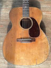 Vintage 1950 Martin 000 18 Acoustic Guitar