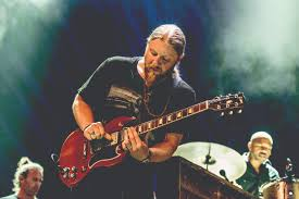 100 Derek Trucks Father BackTalk OffBeat Magazine