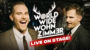 world wide wohnzimmer live on stage aus offenbach