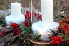 Rustic Outdoor Christmas Decorations Designcorner