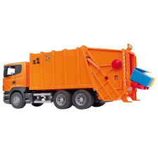 Bruder Toys Construction Car Scania R Series Garba.. In Toys ...