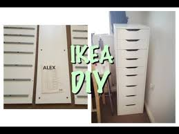 Assembling Alex 9 Drawers Sped Up