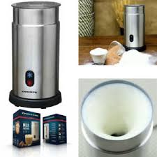 Image Is Loading Espresso Milk Frother Automatic Nespresso Maker Coffee Cappuccino
