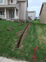 Water Drainage Issues Omaha | Ideal Renovations Virginia Beach Drainage Solutions Contractor Yard Madecorative Landscapes Inc Memphis Tn Contractors Do It Yourself Yard Drain Youtube Almost Perfect Landscaping Best 25 French Drain Ideas On Pinterest Drainage Turning Your Ditch Into A Beautiful Dry Stream Bed Water Garrett Churchill Nine Red Wheelbarrow Rain Chain Cute Solution Gravel Patio Drain Pictures Archives South Jersey