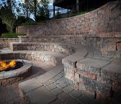 Carriage House Belgard Weston Fire Pit Dimensions