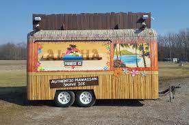100 Shaved Ice Truck For Sale ConcessionTrailers Gerich Fiberglass Fibre Core United States
