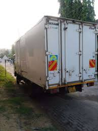 100 Truck For Hire FREEZER TRUCK FOR HIRE Car In Kenya