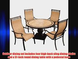 Hanover MONACO5PC Monaco 5-Piece High-Back Sling Chair Outdoor Dining Set Outdoor Fniture Fabric For Sling Chairs Phifer Cheap Modern Metal Steel Iron Textilener Teslin Stackable Stacking Arm Terrace Bistro Patio Garden Chair Buy Amazoncom Mzx Wicker Tear Drop Haing Gallery Capeleisure1 Lakeview Bocage 7 Piece Cast Alinum Ding Set Bali Rattan Bag On Carousell New Gray Frosted Glass Interesting Target With Amusing Eastern Ottomans Footrest Ftstools Sale Mkinac 40