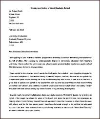 Letter Intent For Graduate School Sample Statement Purpose