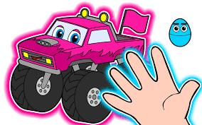 Monster Trucks For Kids – Kids YouTube