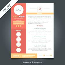Amazing Graphic Designer Resume Template Free D With Templates For Designers Design Vector Creative Cv Download
