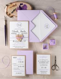 Rustic Wedding Invitation Kits And Comely Invitations Fitting Aimed At Giving Pleasure To Your