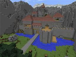 siege minecraft castle siege map