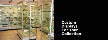 Model Display Cabinets Hob Collectibles Cases Showfront Collectible Cabinet