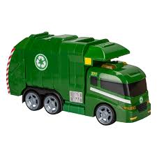 Teamsterz Light And Sound Garbage Truck