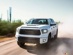 Toyota Tweaks Its Tundra For 2019 | Car News | Auto123