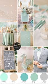 Coral Color Decorations For Wedding by Best 25 Mint Grey Wedding Ideas Only On Pinterest Mint