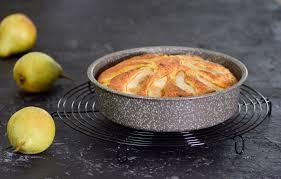einfaches rührkuchen rezept mit birnen