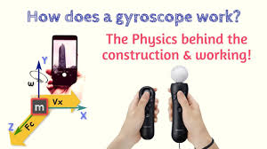 How gyroscope works in 5 min
