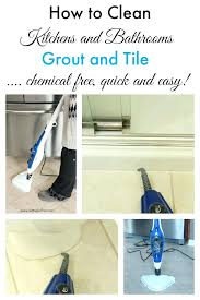 how to clean floor tile grout in bathroom cleaning bathroom