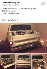 Chevy Truck Baby Bed : DiWHY Article 2019 Gmc Sierra First Drive I Am Not A Chevy Overstock Ford Jokes Memes Chevrolet Silverado Review The Peoples Grhead Me Truck Yo Momma Joke Because If Wanted Better Than Ford 2011 Vs Ram Gm Diesel Truck Shootout There Are Many Different Lifts Out There Some Trucks Even Imagine Puns Lowbuck Lowering Squarebody C10 Hot Rod Network Dodge Vs Joke Pictures Best Of 35 Very Funny Meme And Enthill